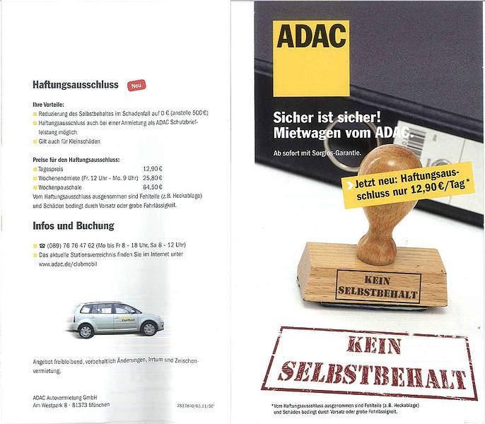 ADAC Mietwagen Autohaus Rothe