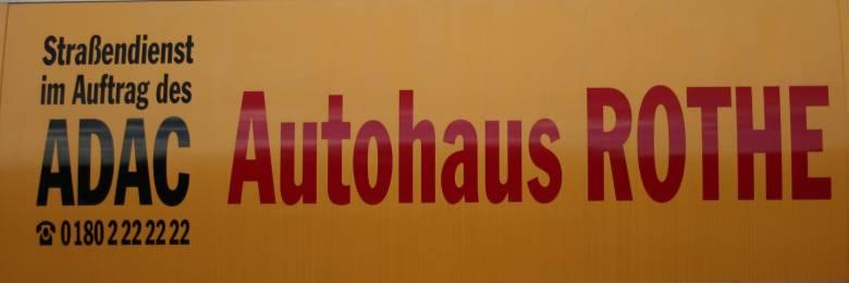 Autohaus Rothe ADAC Straßendienst