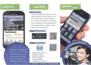 Autohaus-App-Autohaus-Rothe