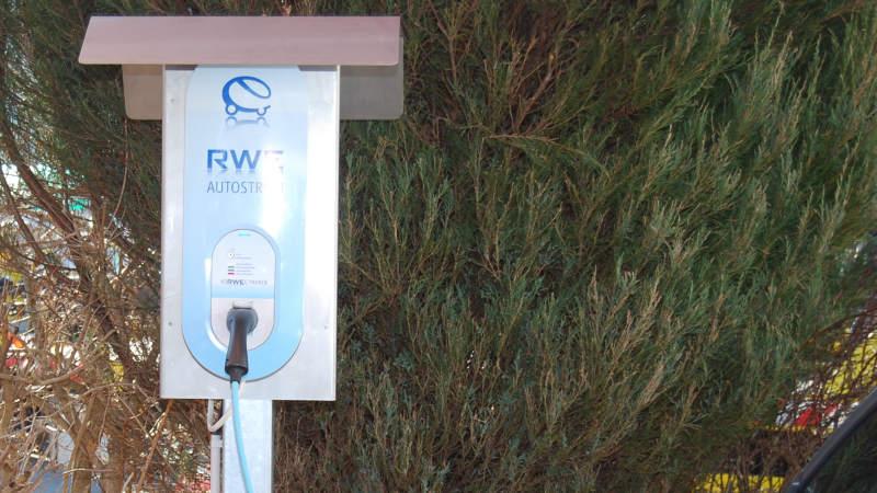 Autohaus Rothe Elektromobilität Ladestation